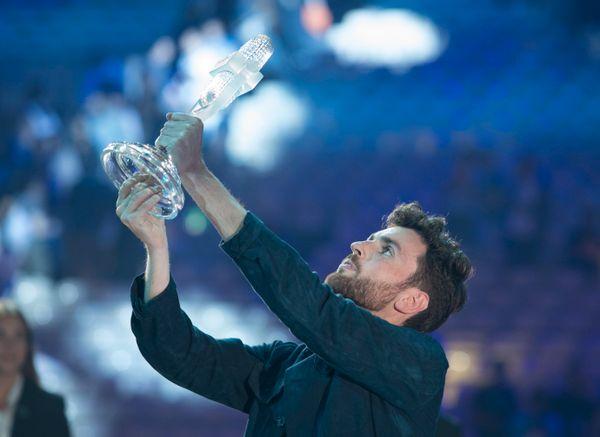Duncan Laurence vann Eurovision song contest för Nederländerna 2019.