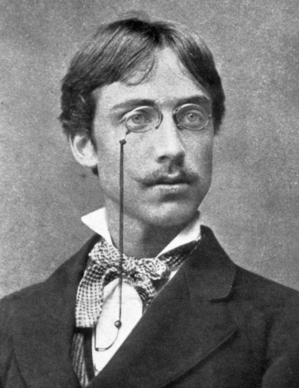 Gustaf Fröding (1860–1911).